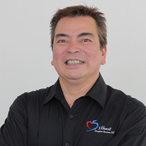 Arnold Navarro - Senior Client Care Manager of 1Heart Caregiver Services Los Angeles