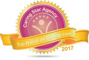 "1Heart Cargiver Services is Awarded the ""Caring Star of 2017"" by Caring.com"